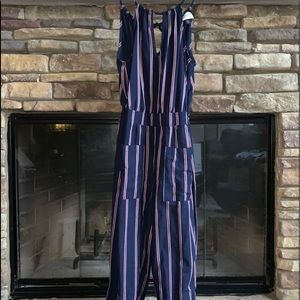 Target Red, White and Blue Jumpsuit